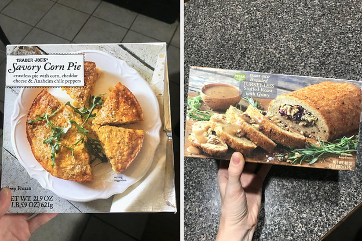 10 Trader Joe S Items You Need For Thanksgiving This Year