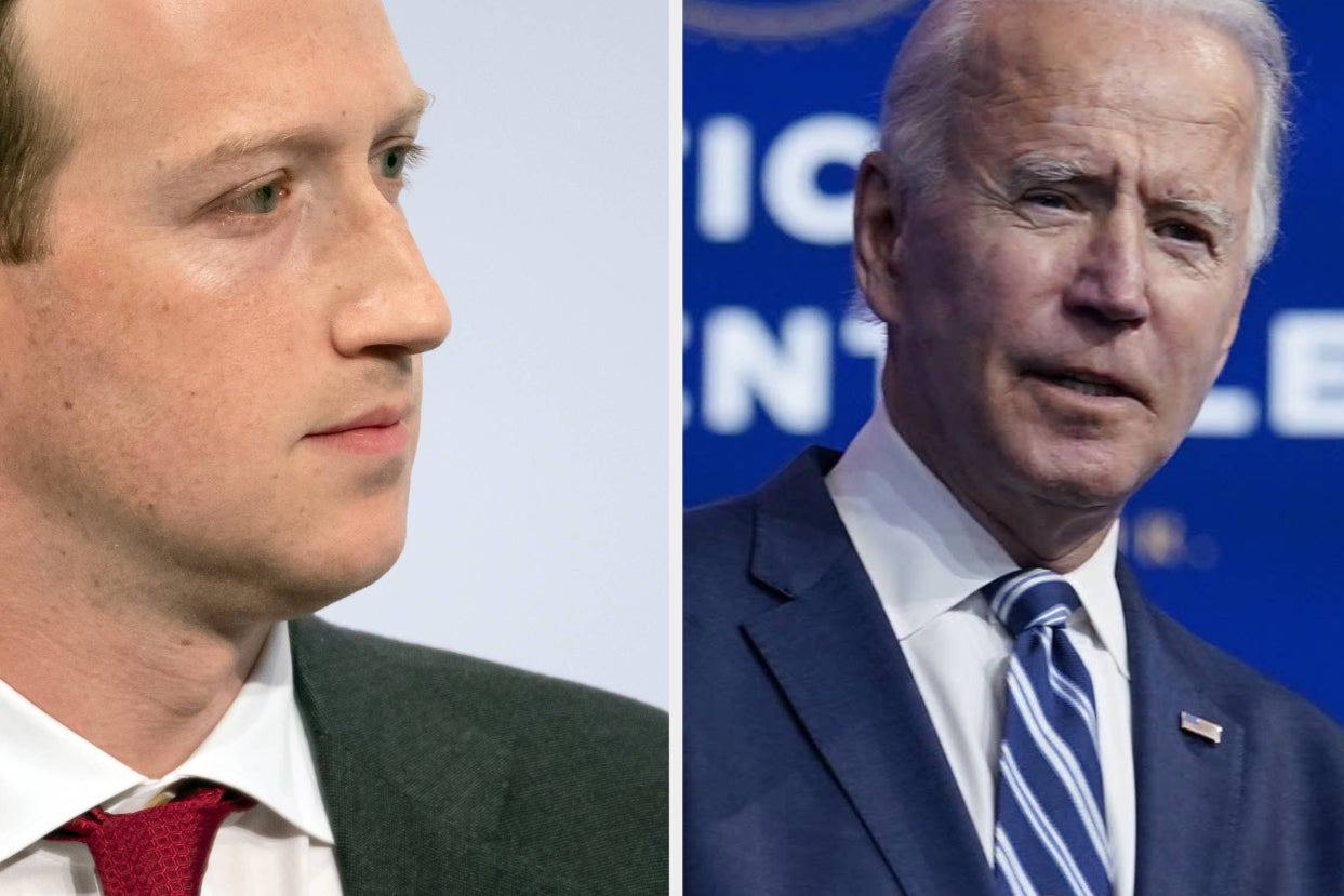 As Election Misinformation Spreads On Facebook, Mark Zuckerberg Told Employees That Biden Won