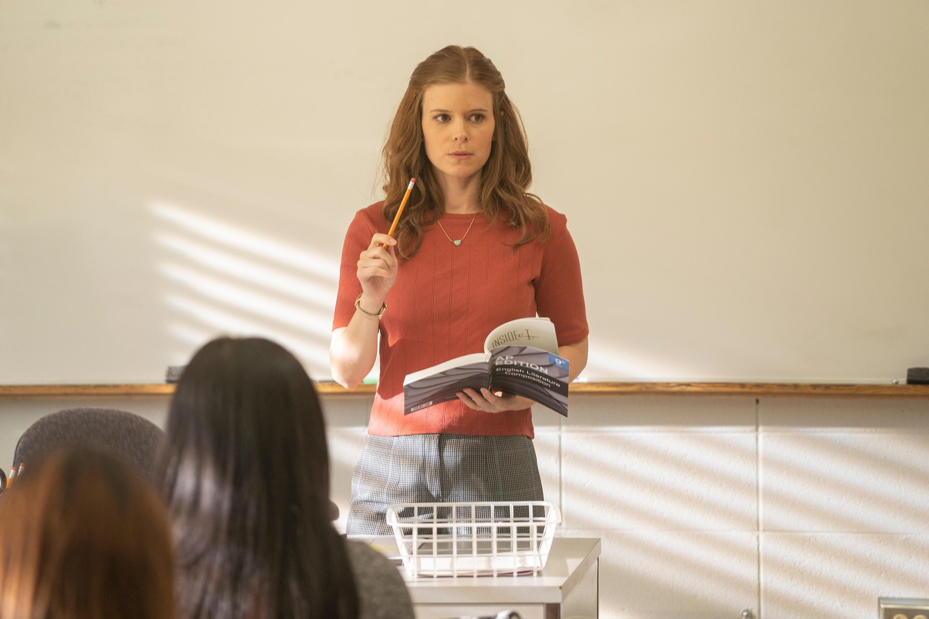 A TEACHER, Kate Mara, Episode 2.