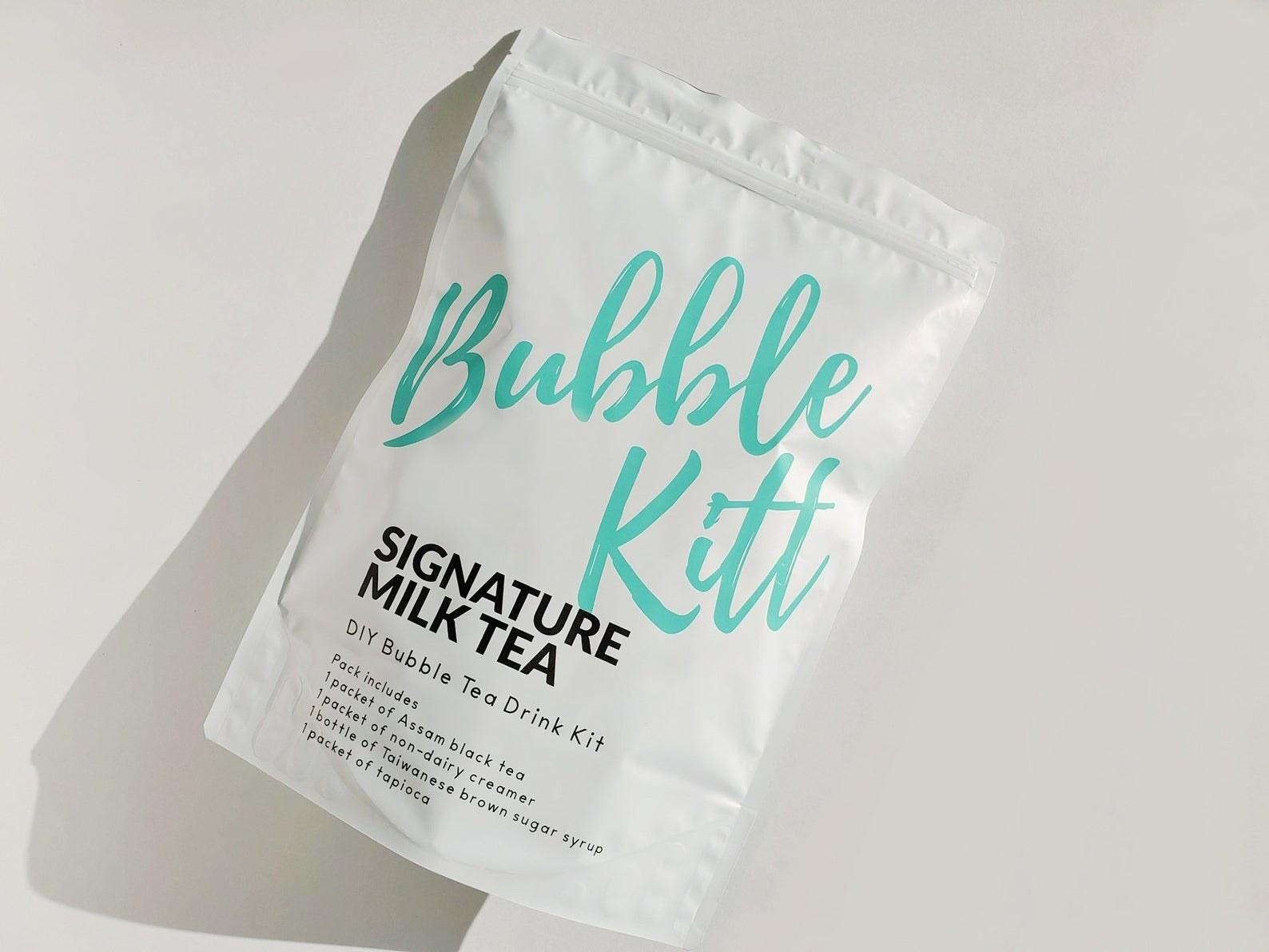 the packaging of Bubble Kitt