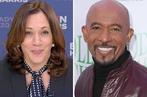 Kamala and Montel