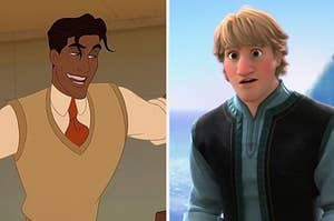 naveen and kristoff