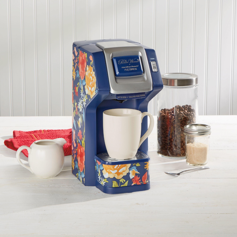 Single-serve coffee maker