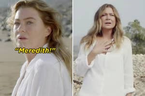 Meredith Grey from