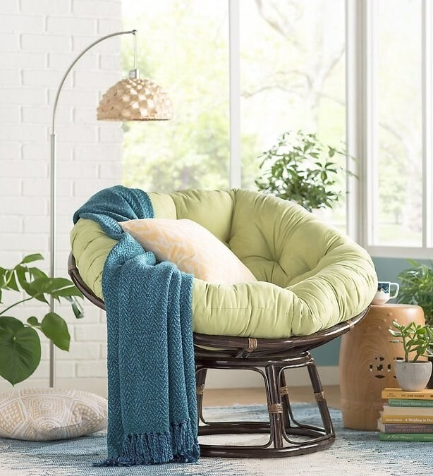 The mojito lime chair