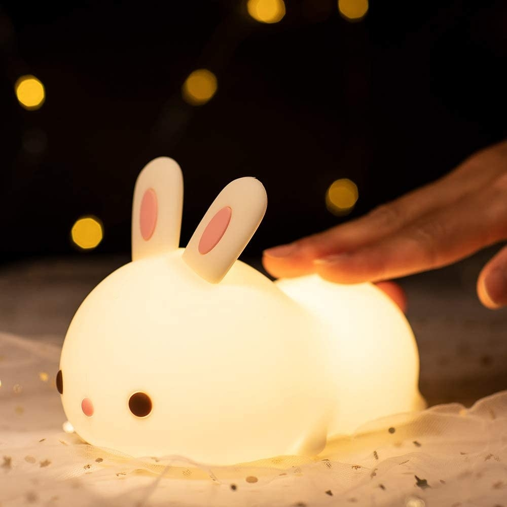glowing bunny light
