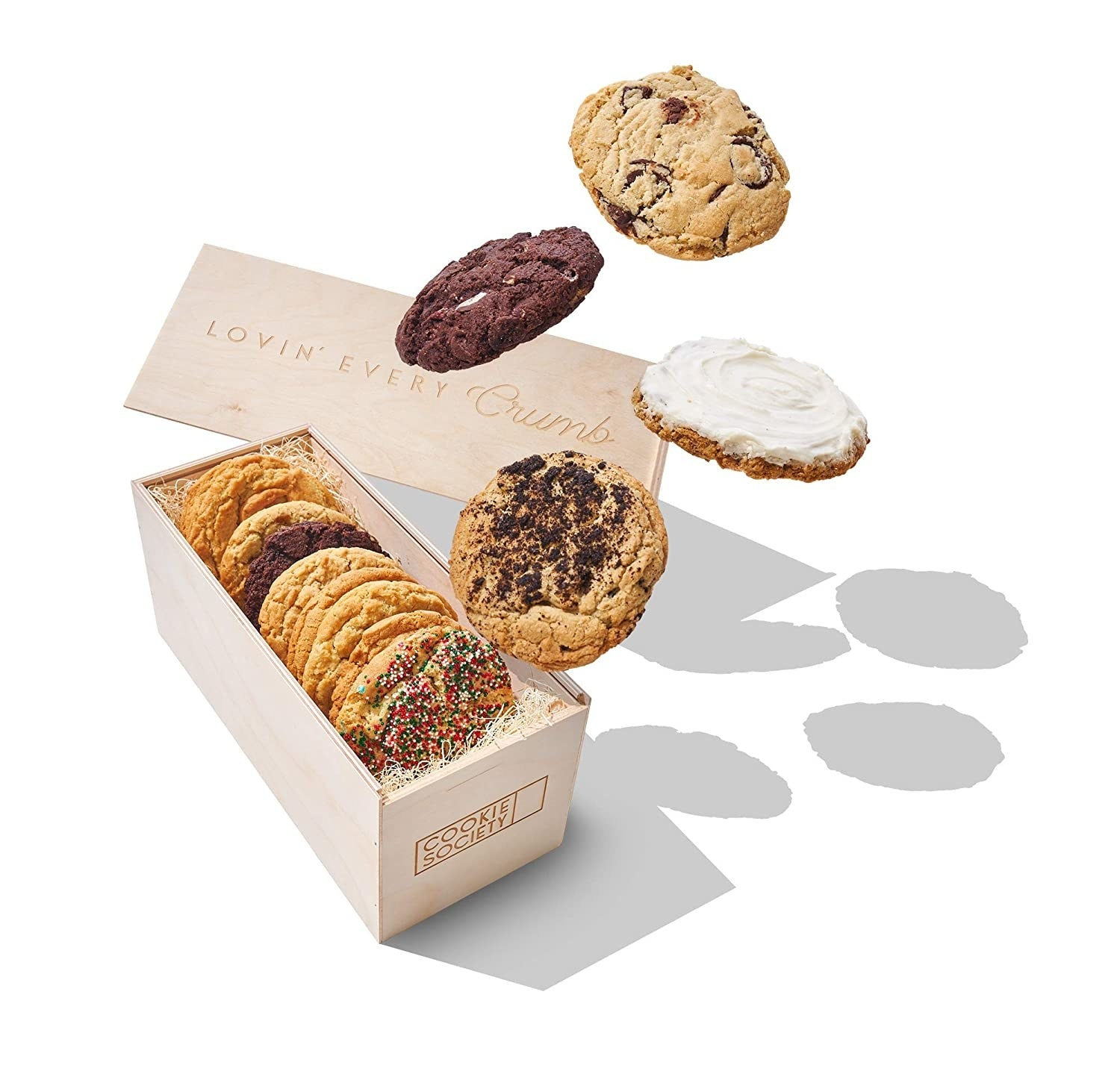 the cookie box set