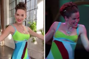 Christa B. Allen as Jenna in 13 Going on 30