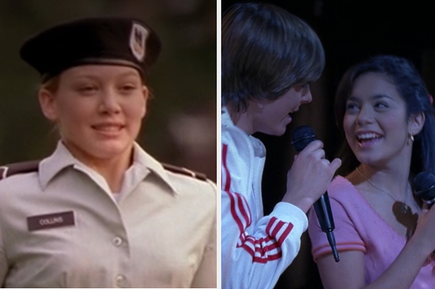 Only The Biggest Disney Channel Fans Will Know What Movie This Is Based Off A Screenshot