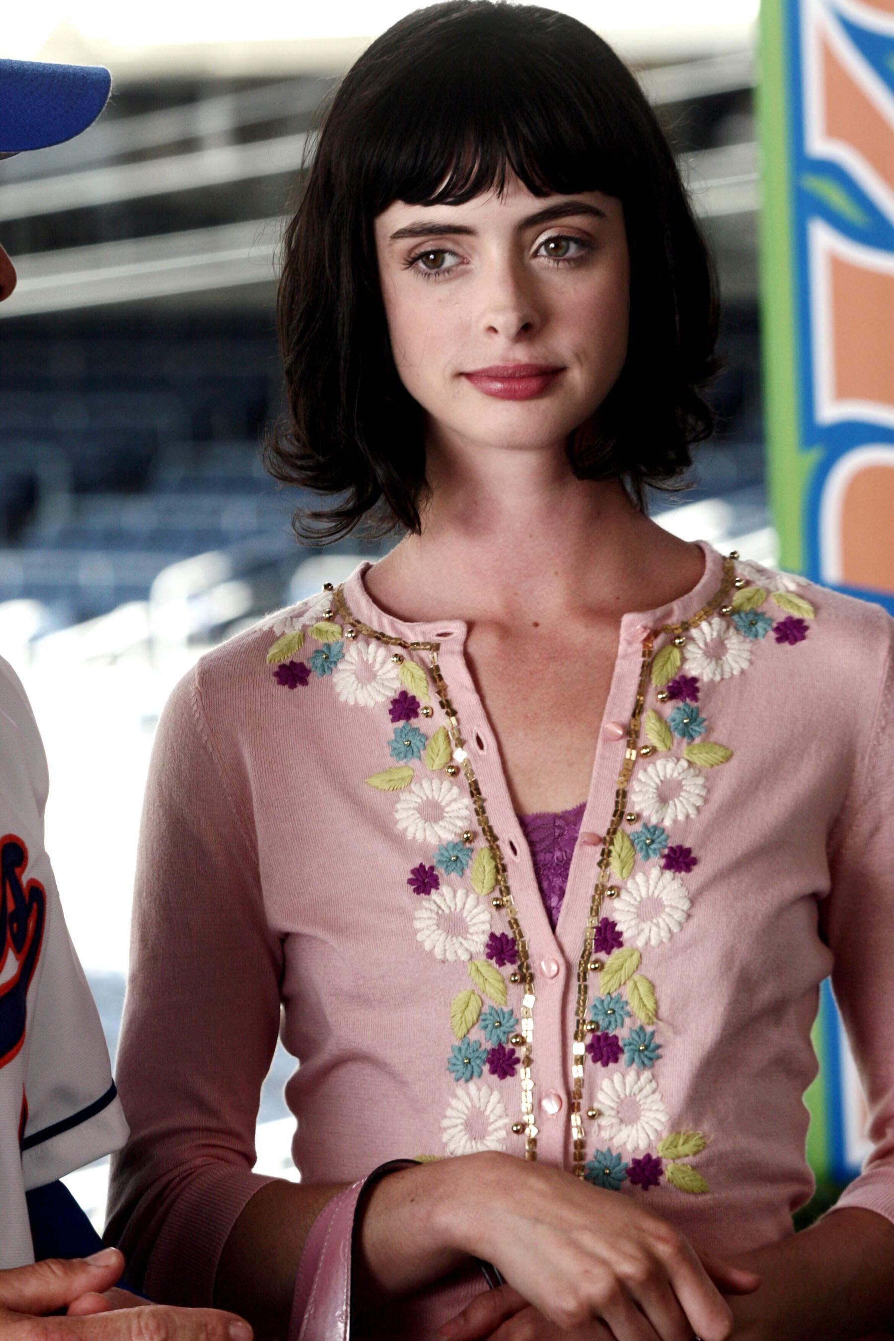 Krysten as Gia on Veronica Mars