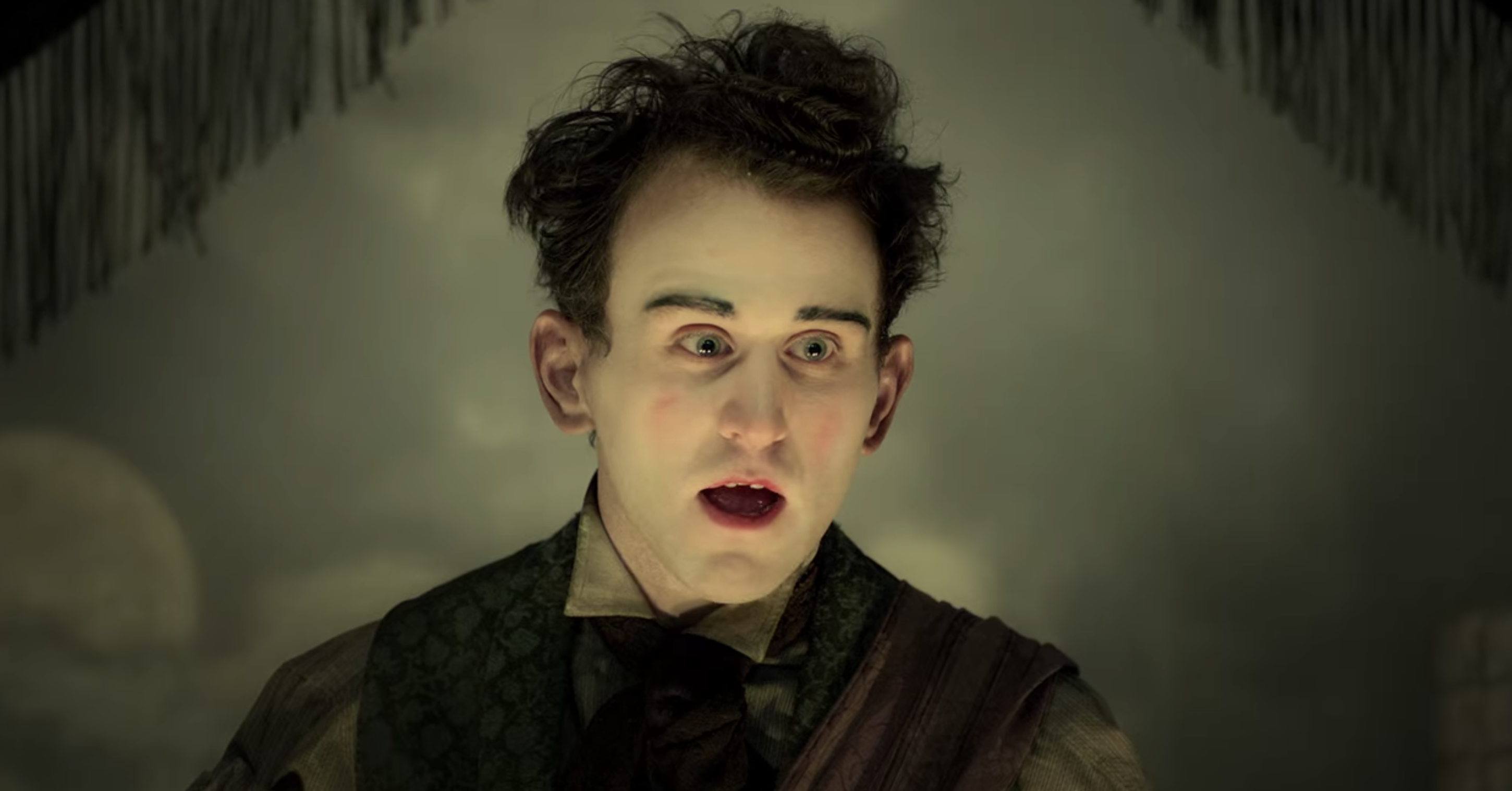 "Harry Melling in ""The Ballad of Buster Scruggs"""