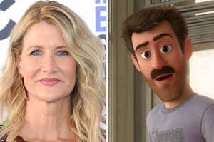 laura dern and the dad from inside out