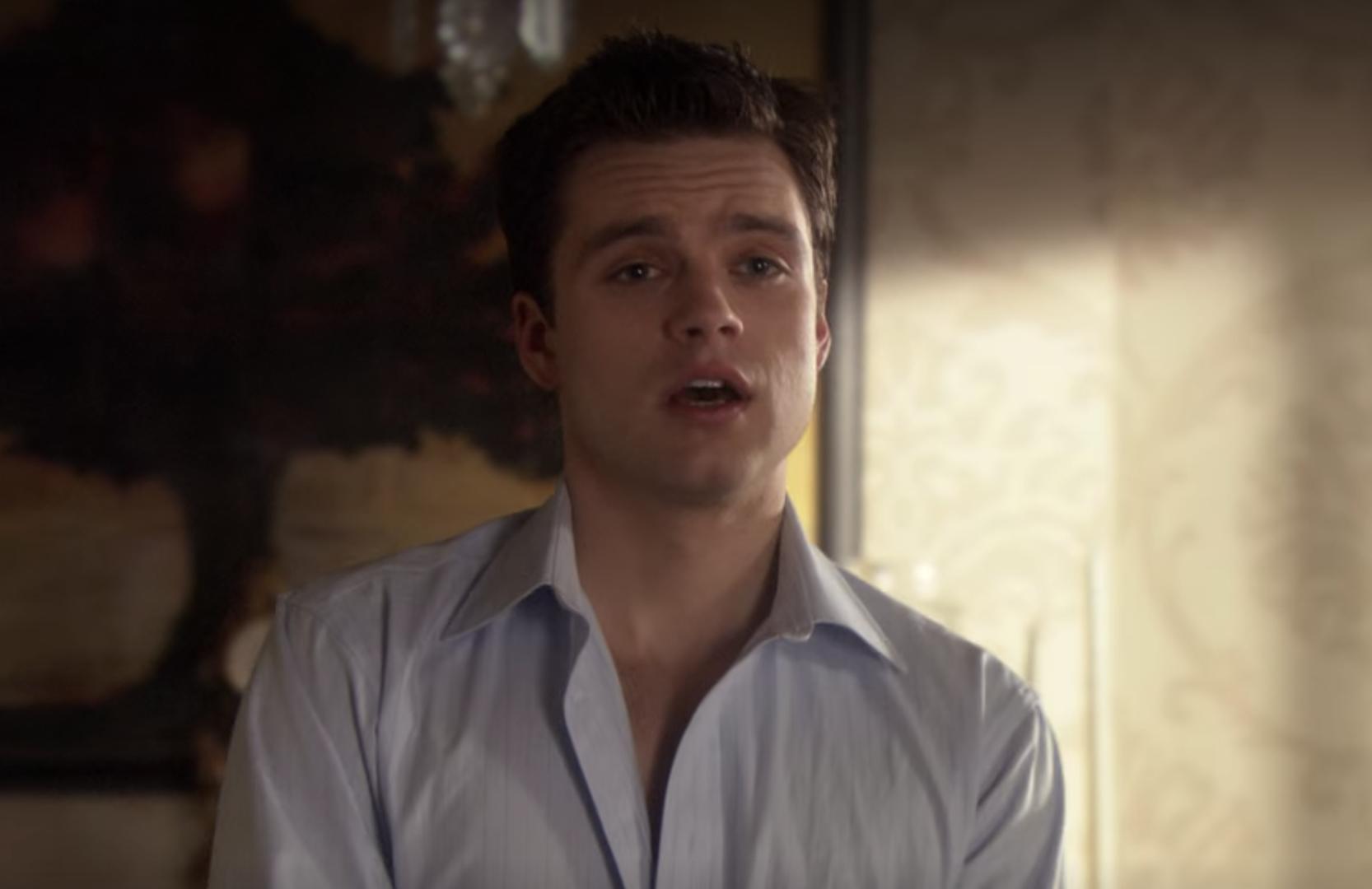 Carter at Blair's house