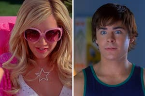 sharpay and troy