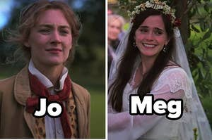 Jo and Meg March