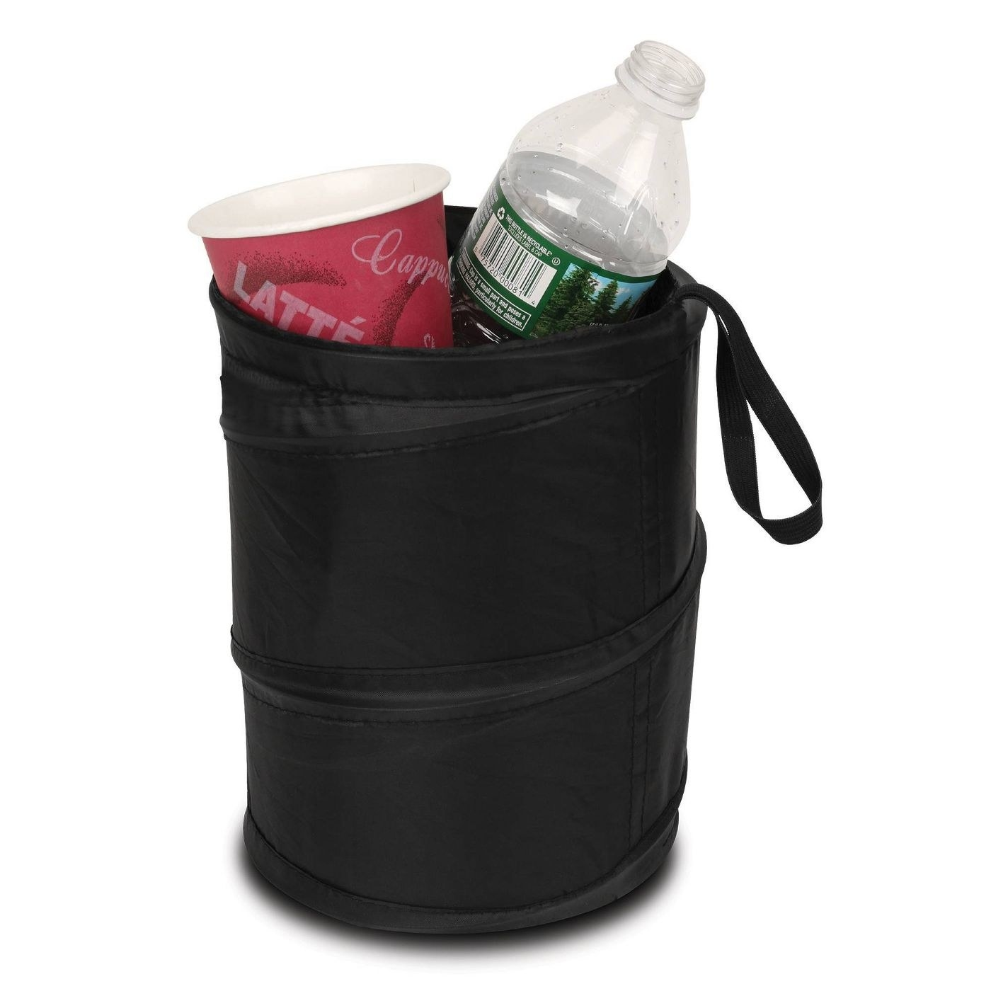 The small collapsible waste basket