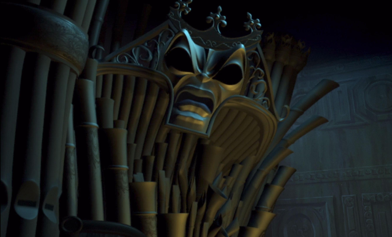 Maestro Forte the organ