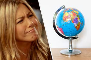 Jennifer Aniston is confused about what the capital of Croatia is