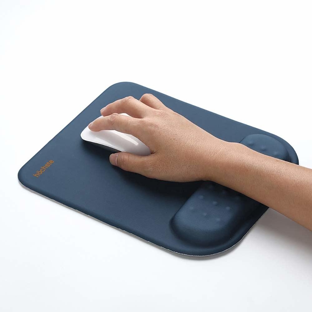 Memory foam mouse pad