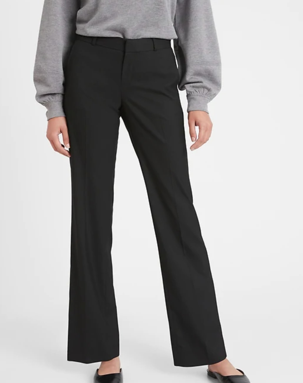 The pair of classic tailored trouser in black