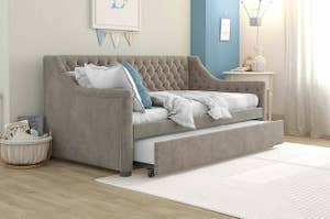 The gray daybed