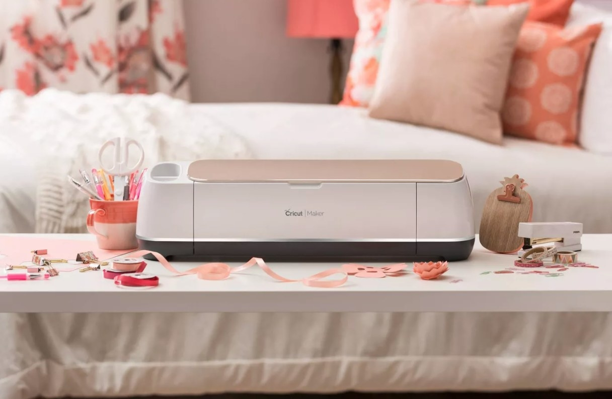 The Cricut Maker Machine