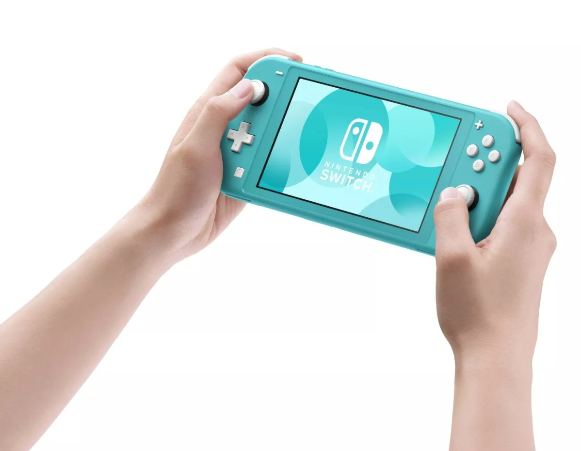 The Handheld Switch