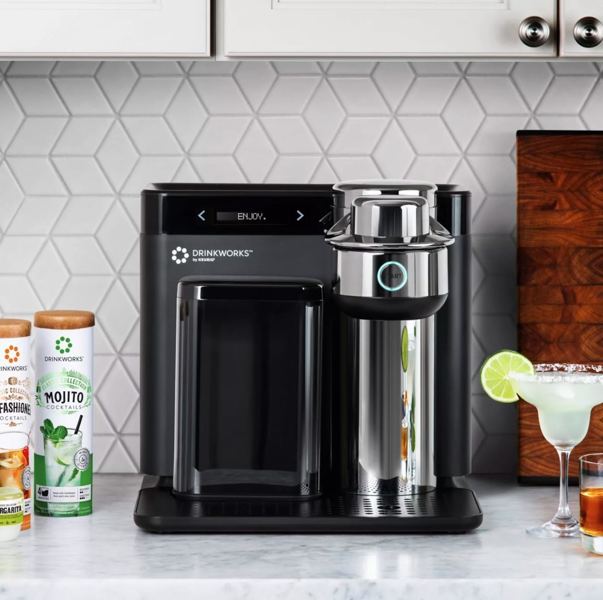 The Keurig Drinkworks Machine