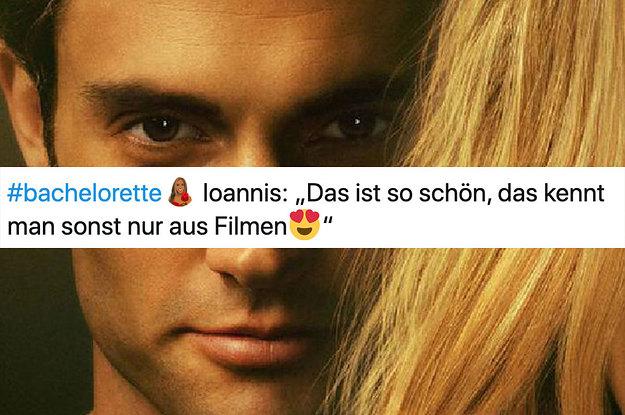 Auch Twitter hatte einiges zu Ioannis Verhalten bei der Bachelorette zu sagen
