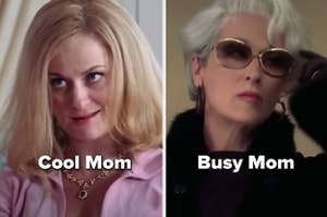 Cool mom from