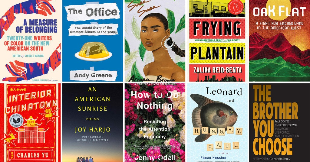 www.buzzfeednews.com: 46 Books Our Favorite Indie Booksellers Were Grateful For This Year