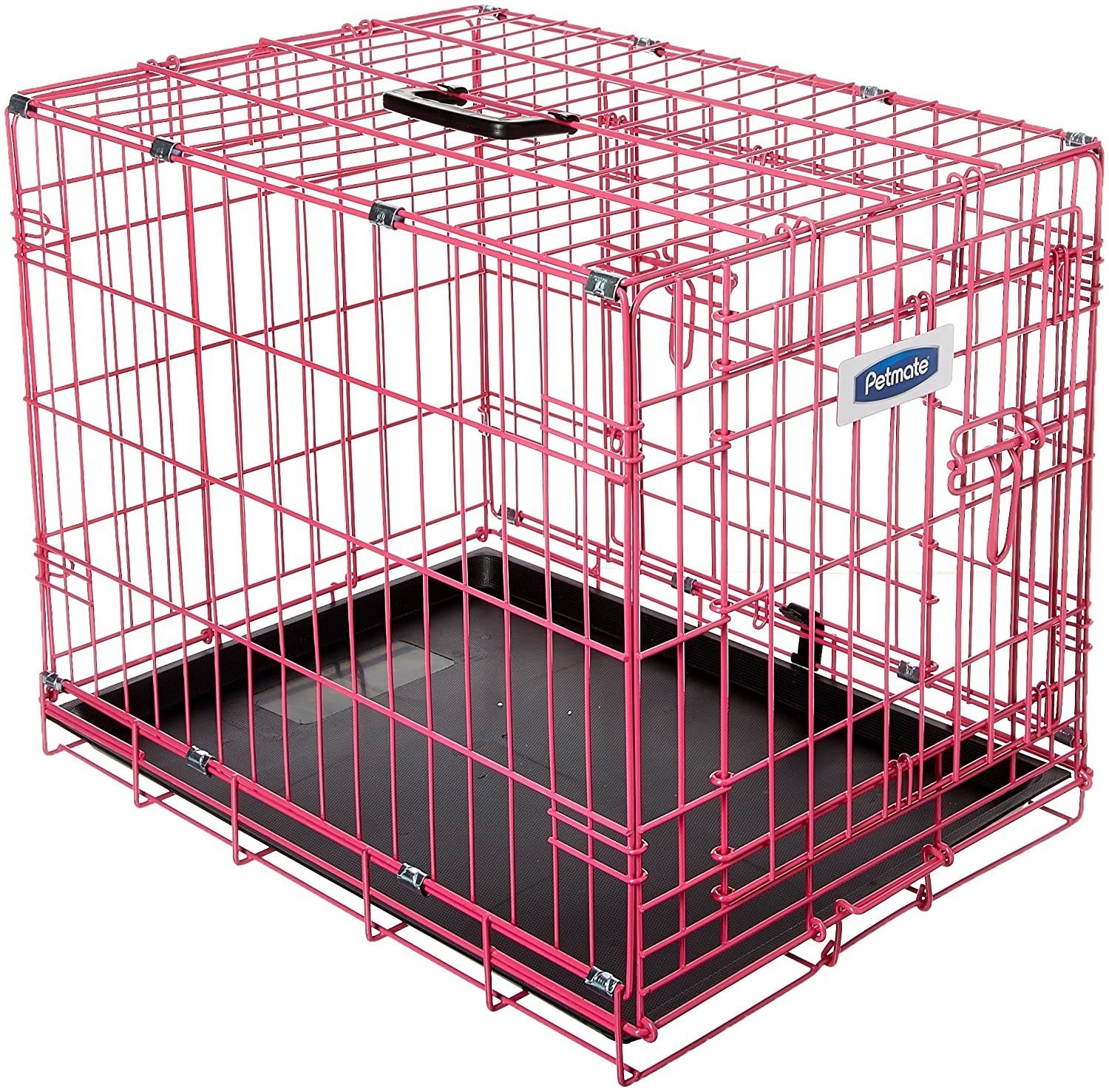 the pink crate