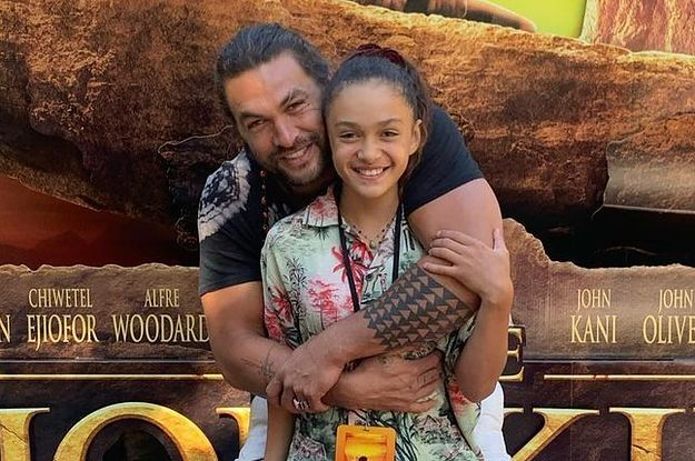 Jason Momoa Is Not Ready For His 13-Year-Old Daughter Lola To Start Dating, Especially If It's A