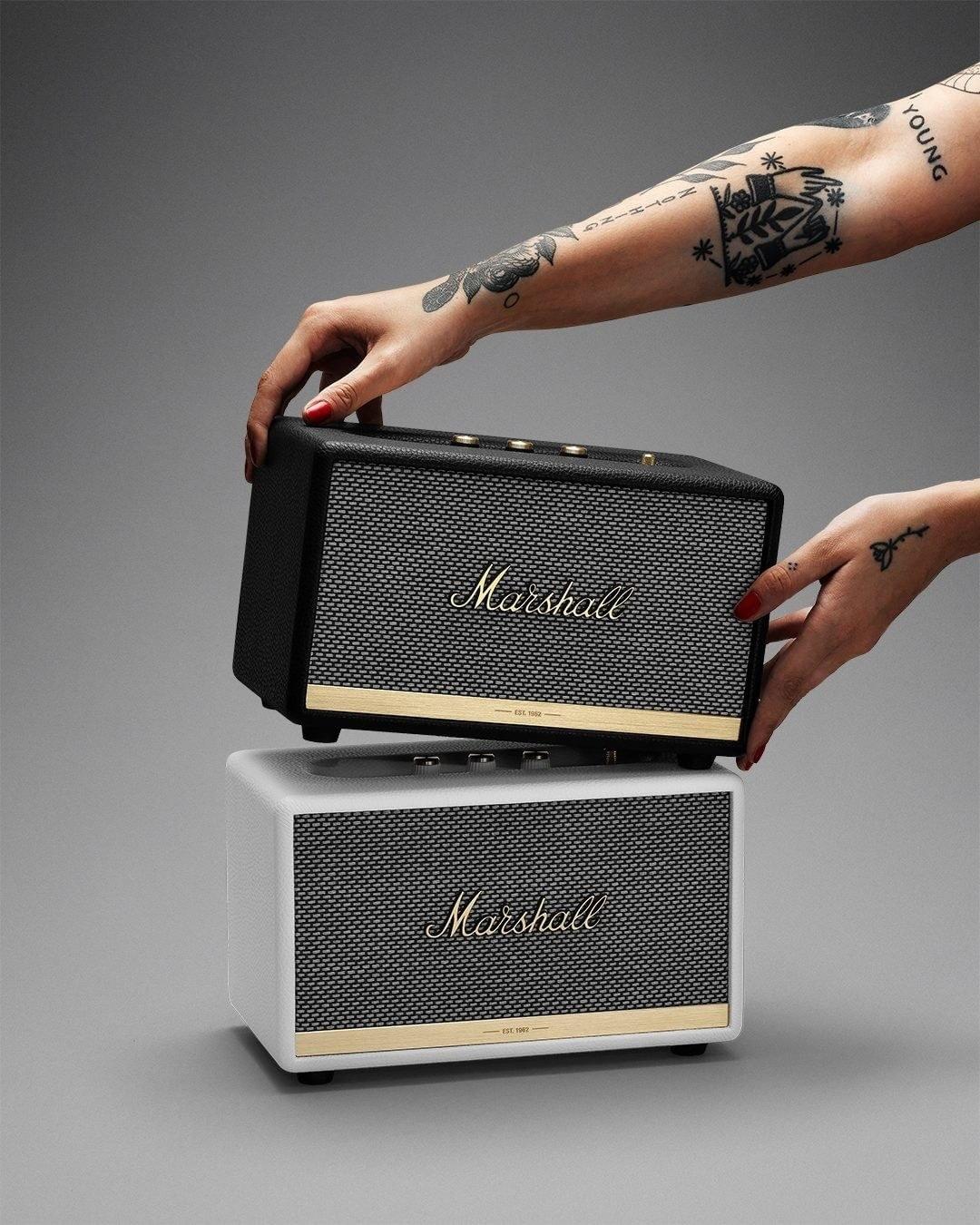 The rectangular speaker