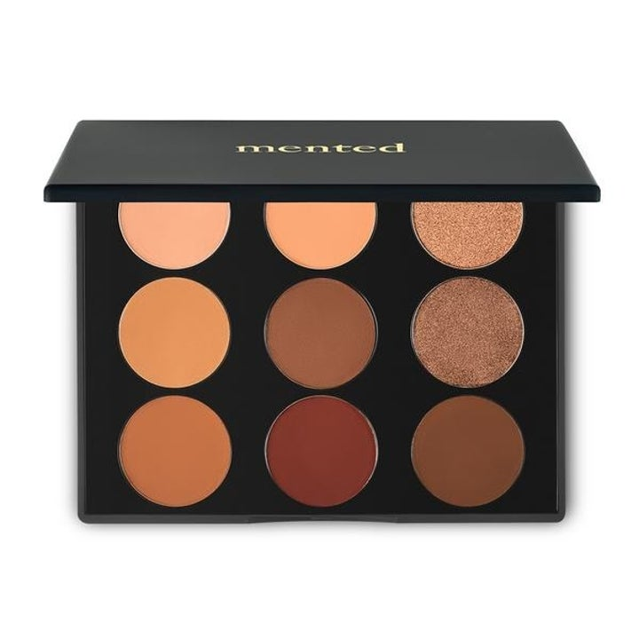 The 9-shade neutral shadow palette