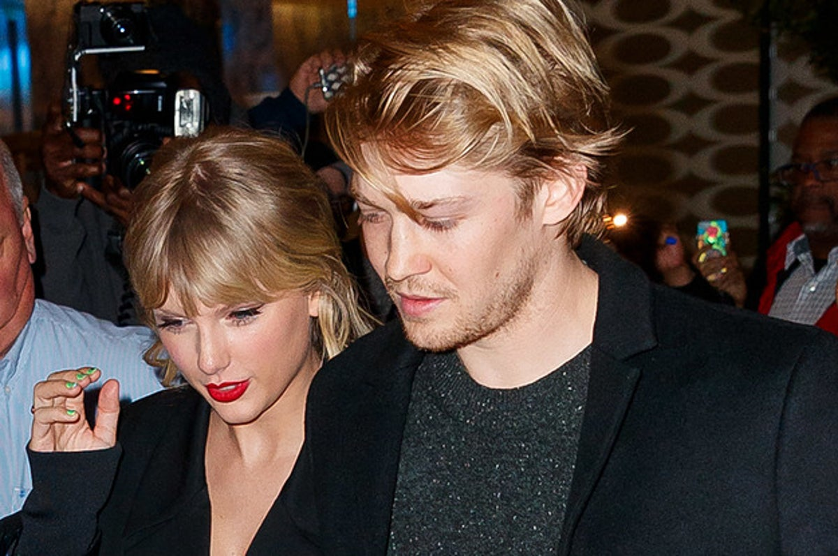 Taylor Swift Opened Up About Her Boyfriend Joe Alwyn