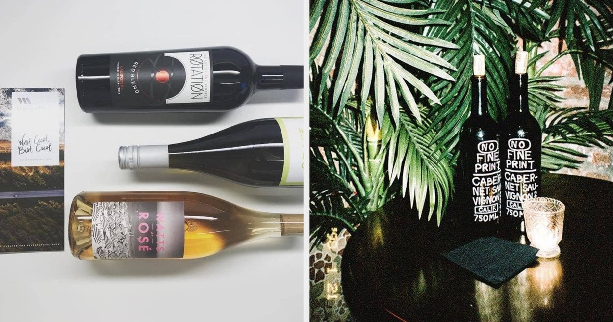 17 Wines And Liquors To Add To Your Holiday Shopping List