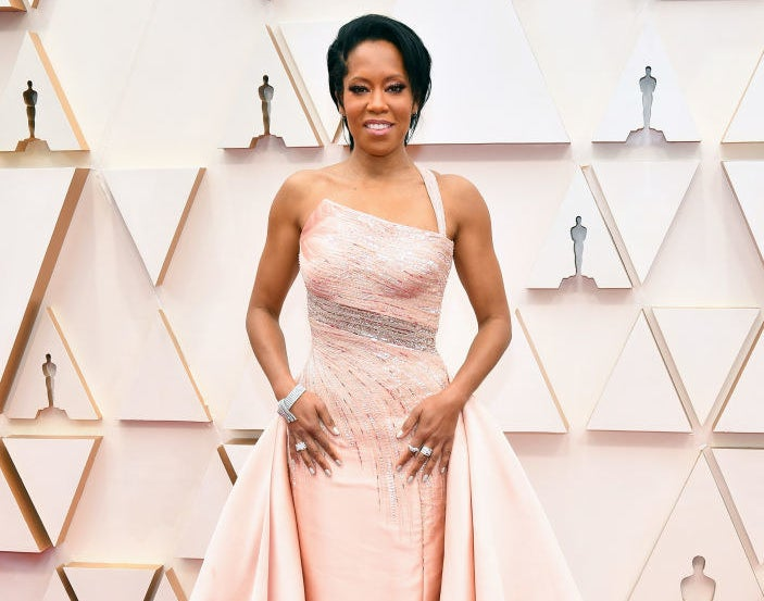Regina King attends the 92nd Annual Academy Awards
