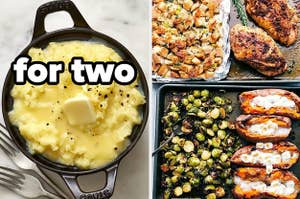 Thanksgiving for two people