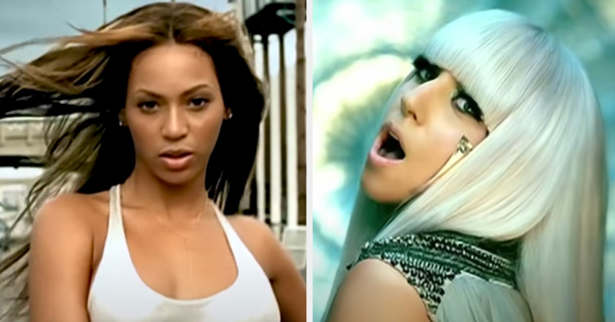 Do You Like These 2000s Songs Or Are You Always Wondering Why People Are Always Saying They Love It?
