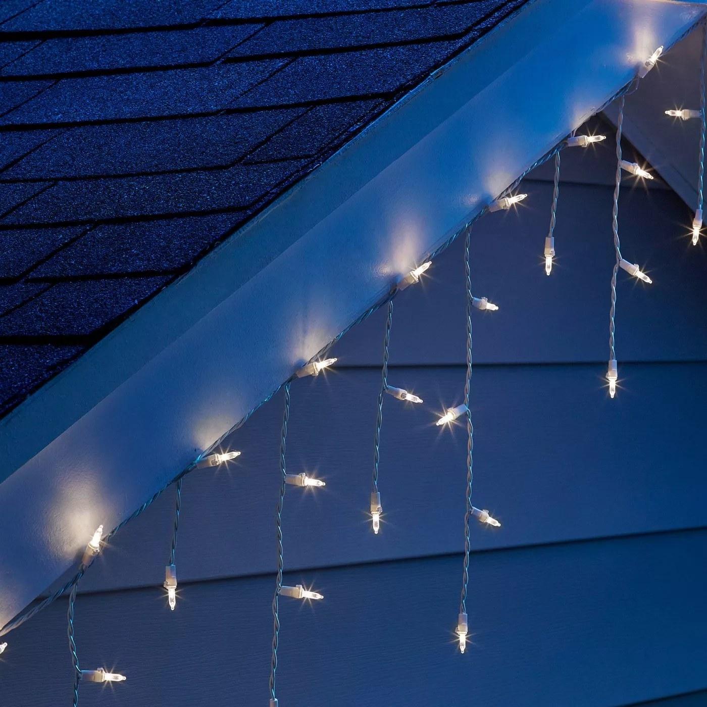 The string lights