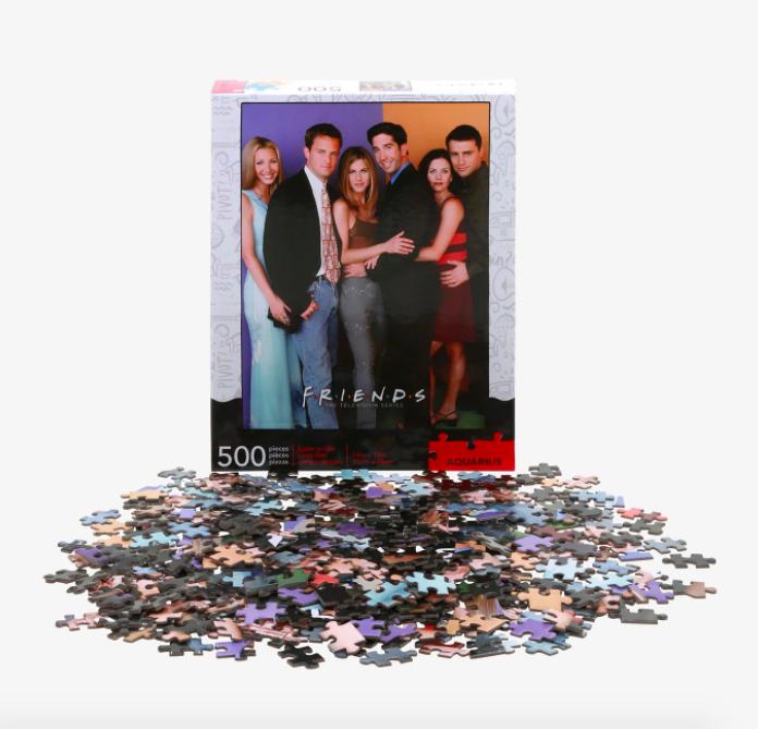 the friends cast puzzle