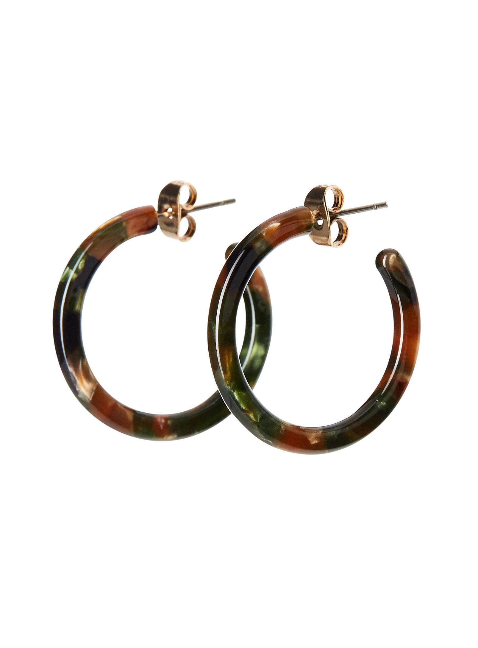 pair of hoops