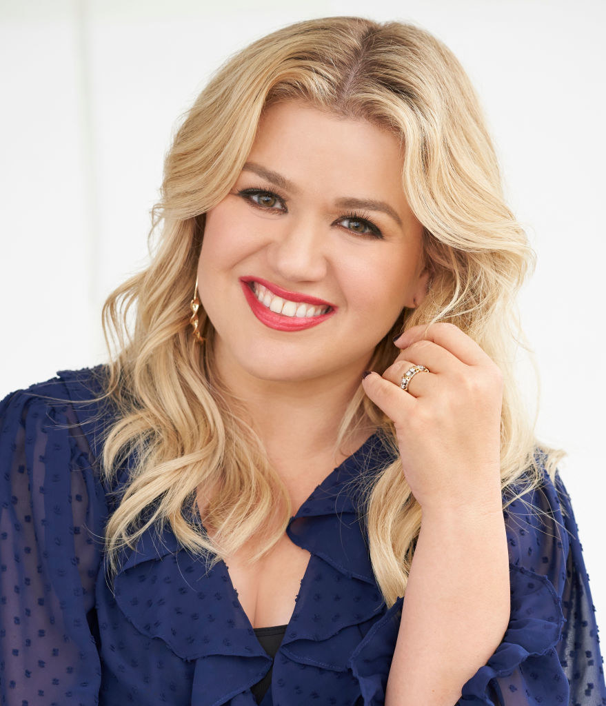 "Kelly Clarkson promo photos for ""The Kelly Clarkson Show"""
