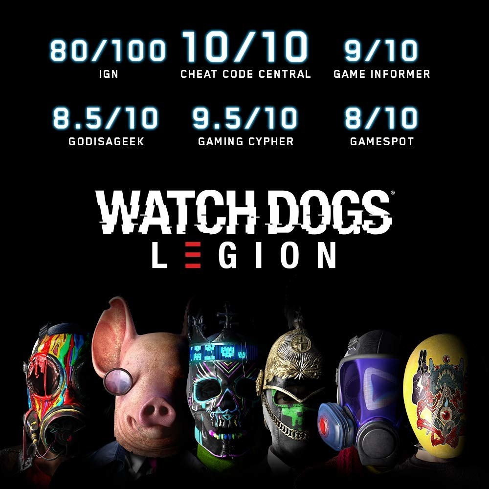 cover of Watch Dogs