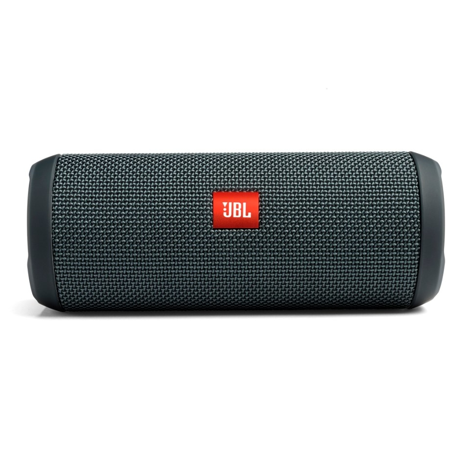 The essential bluetooth speaker in gray