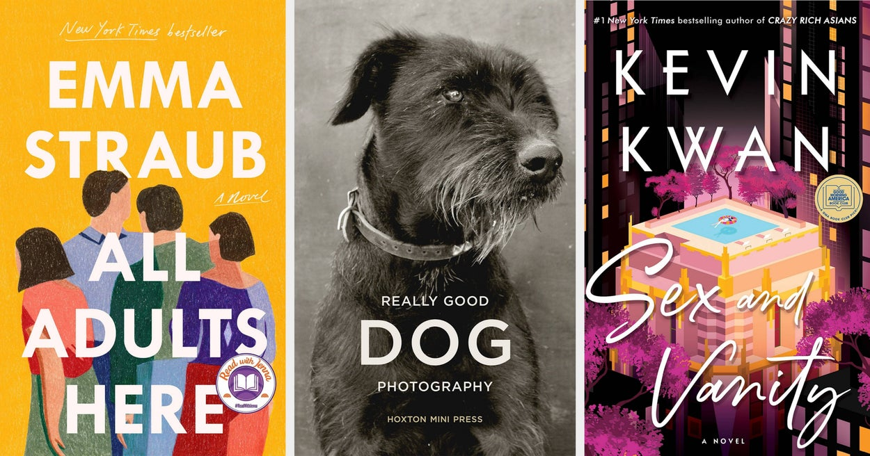 21 Books From Target For Everyone On Your List