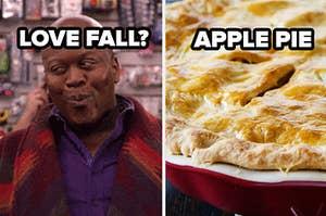 Love fall? apple pie