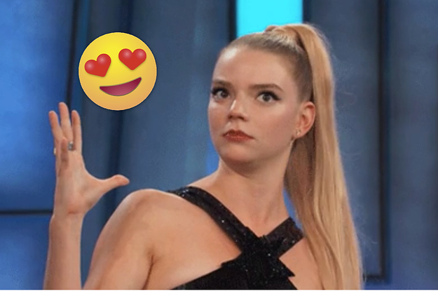 Here Are 16 Pictures Of Anya Taylor-Joy Being Amazing Because I'm Low-Key Obsessed With Her