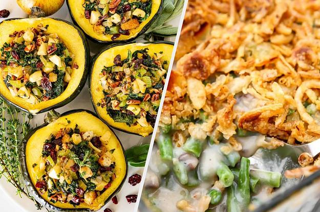 19 Vegan Thanksgiving Recipes To Make At Home This Year